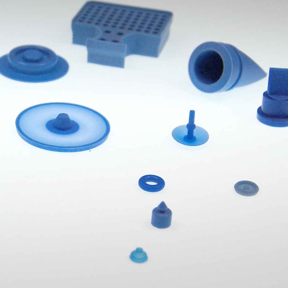 Silicone, Rubber & Elastomer Parts